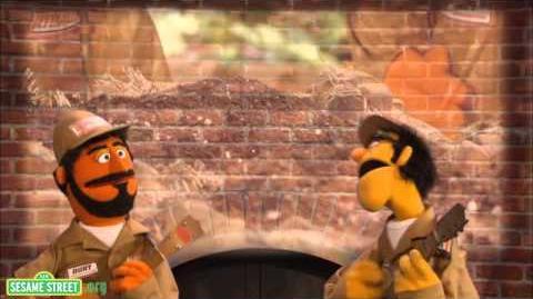 Sesame Street Song - Dirt Dirt Dirt