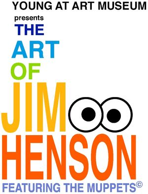 YAAPresents Art of Henson Logo