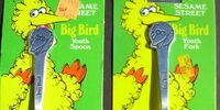 Sesame Street silverware