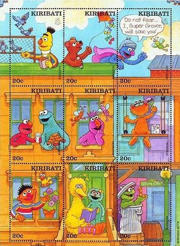 File:Kiribati stamps 20 Sesame Street outdoors.jpg
