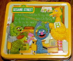 Sesame lbox back