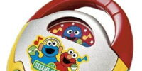Sesame Street Talking CD Player