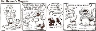 The Muppets comic strip 1982-03-17