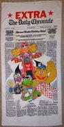 Martex 1981 towel great muppet caper 2