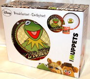 Uk 2013ish muppet ceramic tableware kermit 1