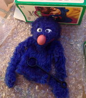 Questor child guidance puppets grover