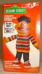 Vogart crochet ernie 1979a