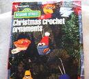 Sesame Street Christmas ornament kits (Vogart)