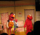 Elmo's World Live: Halloween