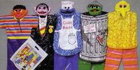 Sesame Street Halloween costumes (Ben Cooper)