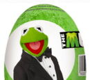 Muppet chocolate eggs