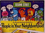 People in Your Neighborhood (Colorforms)