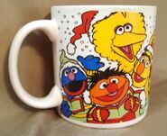 Applause 1997 christmas mug 5
