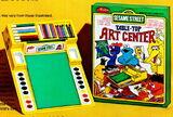 Avalon 78 tabletop art center