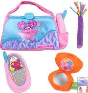 Gund 2011 abby plush purse