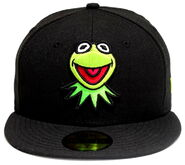 New era kermit head cap