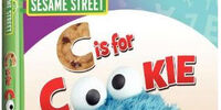 C is for Cookie Monster