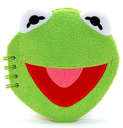Muppets kermit a5 notebook 1