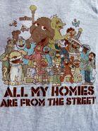 Tshirt-sesamehomies