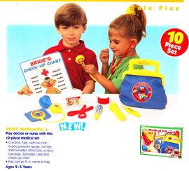Tyco 1998 medical kit