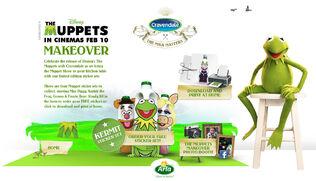 Cravendale muppets makeover
