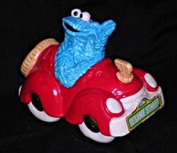 Gorham1978CookieMonsterCar