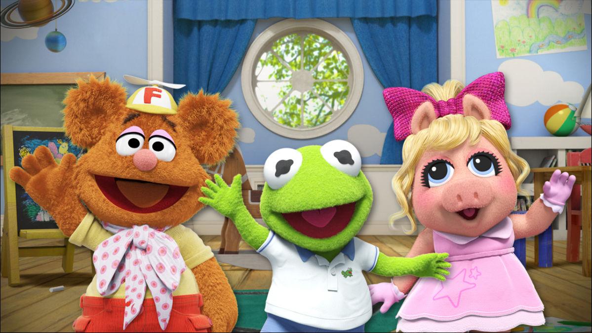 Image result for muppet babies 2018