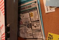 PizzeRizzo bulletin board 06