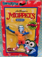 Justoys bendable gonzo