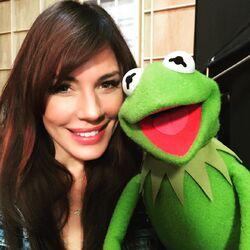 Krista Allen Kermit