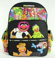 Pack pact 2012 muppets backpack kermit animal 1