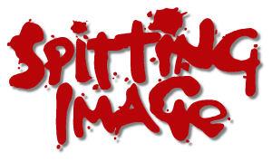 Spitting image logo
