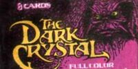 The Dark Crystal Trading Cards
