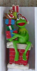 Midwest of cannon falls kermit ornament