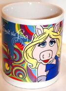 Uk 2013ish muppet ceramic mugs piggy 1