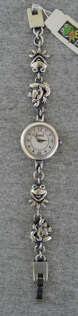 Kermit collection charm watch sold at mervyn's 5