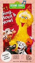Sing, Hoot & Howl with the Sesame Street Animals