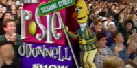 The Rosie O'Donnell Show on Sesame Street