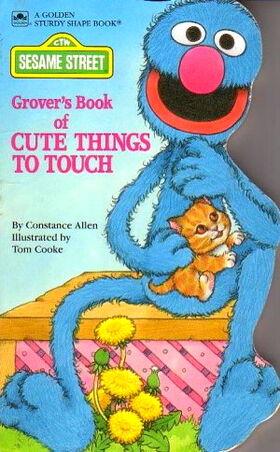 GroversBookCuteThings