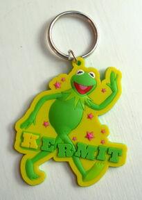 Monogram 2011 keychains kermit