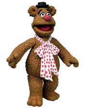 Fozzie Bear Action Figure