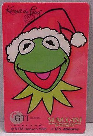 KermitPhoneCardB1996