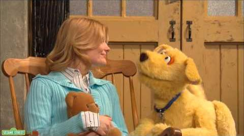 """Sesame Street Song - """"I want to be a Service Dog"""""""