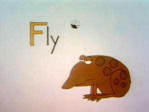 Flyfrogcartoon