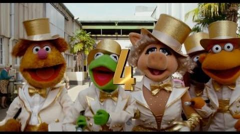 Muppets Most Wanted - New Year's Countdown to 2014