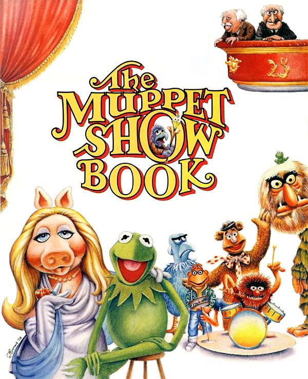 Muppets Kids Book Janice