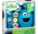 Sesame Street bath and body sets