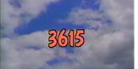 Episode 3615