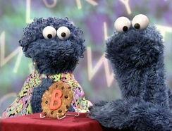 Cookie Monster's Mother