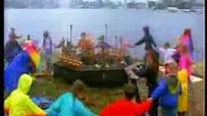Sesame Street - It's the shpritzer honker splasher